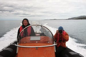 SeaMotion powering through open sea